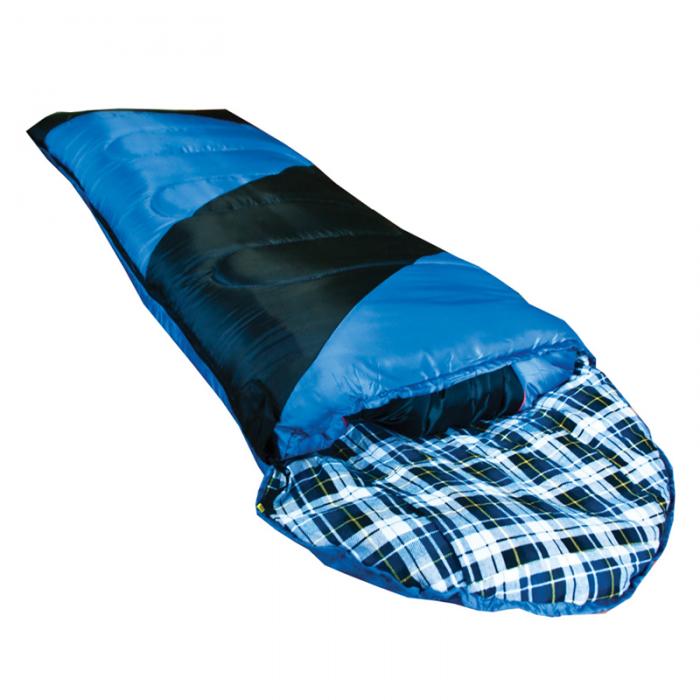 Tramp мешок спальный Nightlife (индиго/черный)