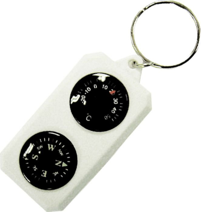 Tramp Lite Компас-брелок с термометром (пластик)